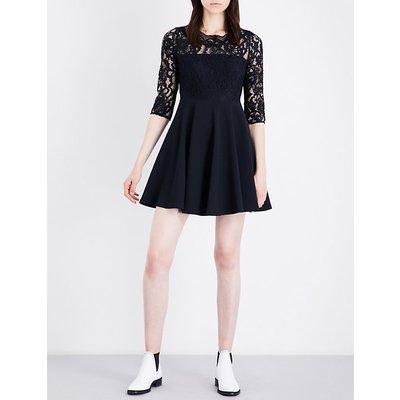 Rhodes crepe dress