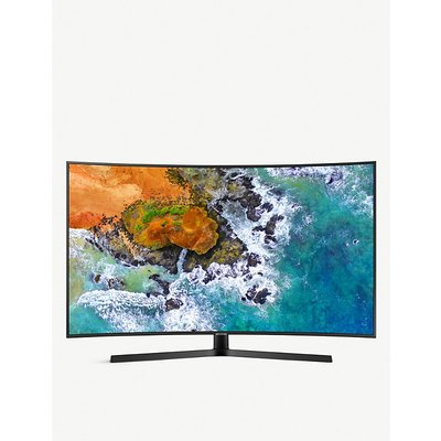 "55"" NU7500 Curved Ultra HD Smart 4K TV"