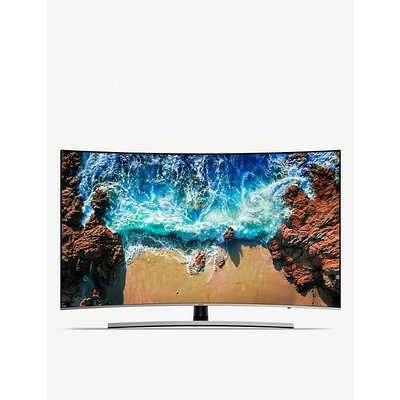 "Samsung 65"" Ultra HD HDR 1000 Curved Dynamic Crystal Colour Smart 4K TV (NU8500)"