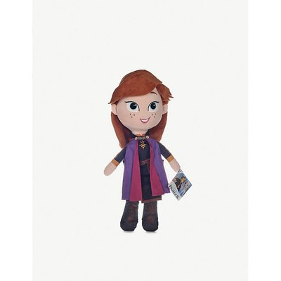 Disney Frozen II Anna soft toy 80cm