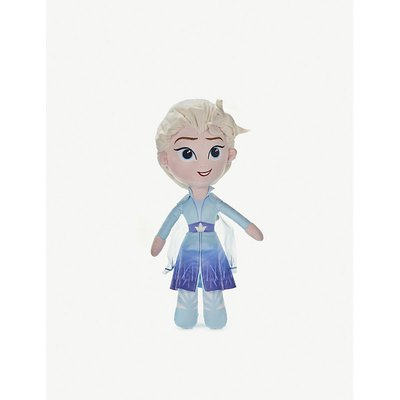 Disney Frozen II Elsa soft toy 80cm