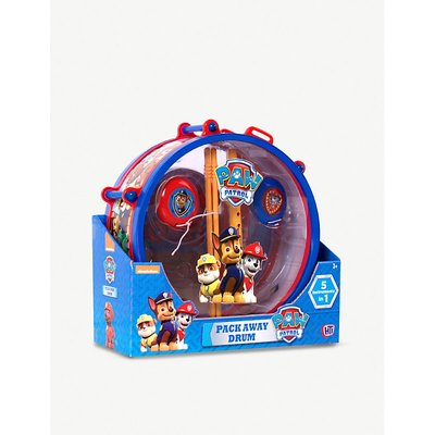 Paw Patrol Drum Kit Musical Instrument