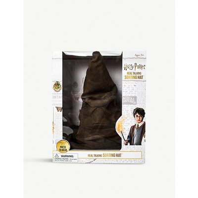Sorting Hat interactive plush toy