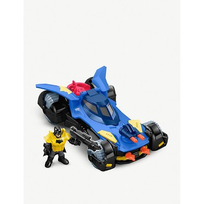 DC Super Friends Batmobile playset
