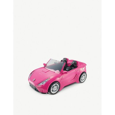 Barbie Glam convertible toy car