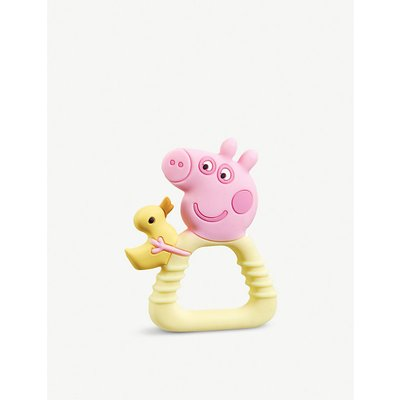 My First Peppa Pig baby teether 9cm