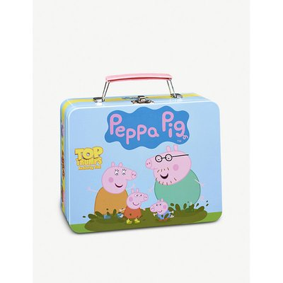 Peppa Pig Top trumps activity tin