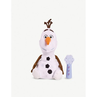 Follow Me Friend Olaf interactive soft toy