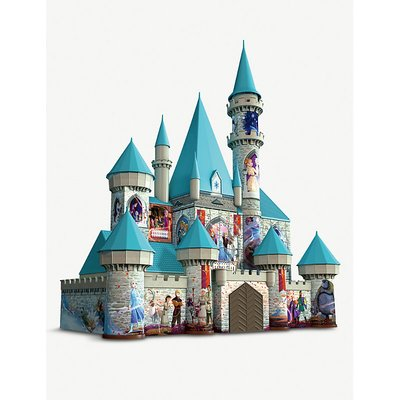 Disney Frozen II 3D castle puzzle 216 pieces