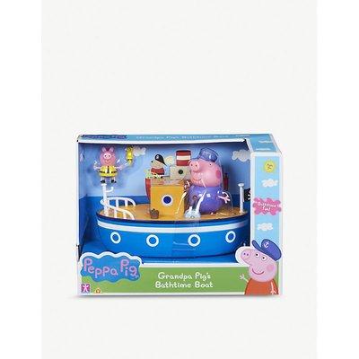 Peppa Pig Grandpa's boat bath toy