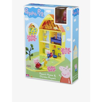 Peppa Pig Kids House And Garden Playset