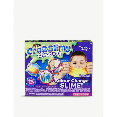 Colour changing slime making kit