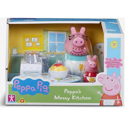 Peppa Pig Messy Kitchen or Shopping Trip assortment