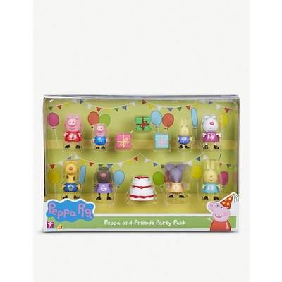 Peppa Pig and Friends Party set
