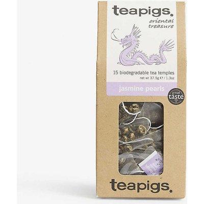 Teapigs Jasmine Pearls Tea Temples, Size: 37.5g