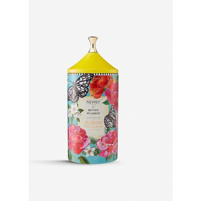 Newby x Matthew Williamson Jasmine Rose Garden tea 75g