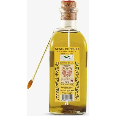 Núñez de Prado organic olive oil 500ml