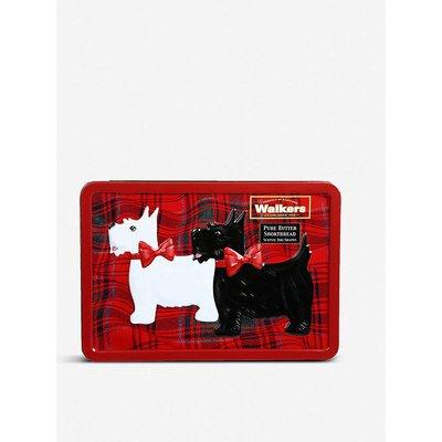 Walkers Scotty dog shortbread tin 200g