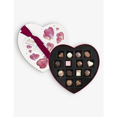 Indulgent Heart assorted chocolates box of 14
