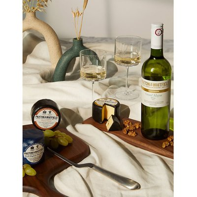 Three Cheese & White Wine Gift Set