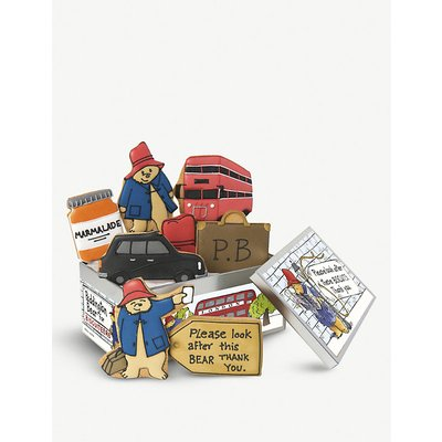 Paddington bear biscuits box of eight