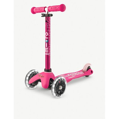 Mini Deluxe LED scooter
