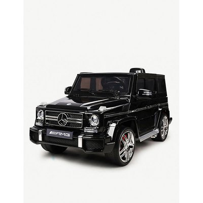 Mercedes-Benz G63 electric ride-on car