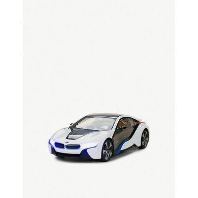 BMW I8 remote control car and helicopter