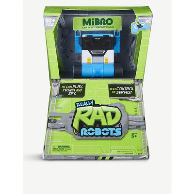 MiBro remotte controlled robot
