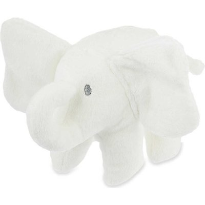 The Little White Company Kids Indy Elephant Soft Toy