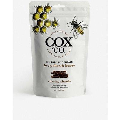 Dark chocolate bee pollen and honey sharing shards 120g