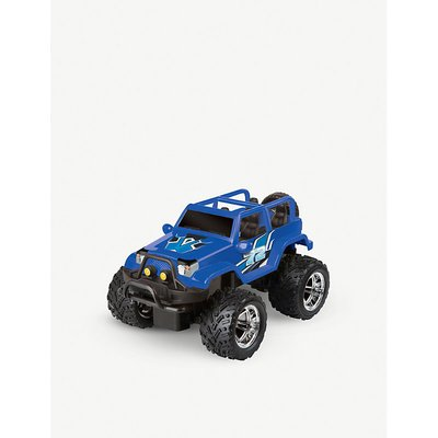 Rugged Runner remote-control toy car