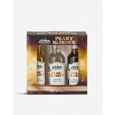 Peaky Blinders spirits gift set 3x50ml