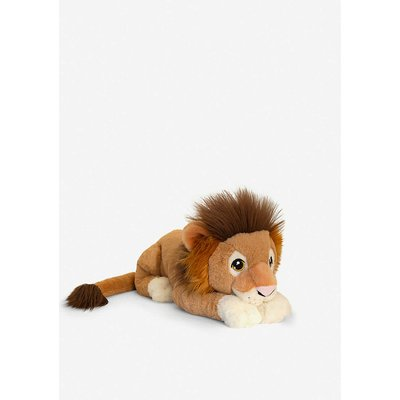 Keel Eco Lion recycled-polyester soft toy 45cm