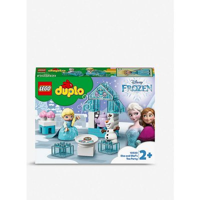DUPLO® 10920 Elsa And Olaf's Ice Party play set