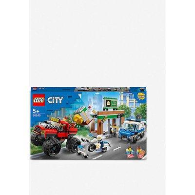 LEGO® City 60245 Police Monster Truck set