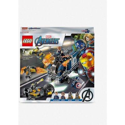 LEGO® Avengers Truck Take-Down