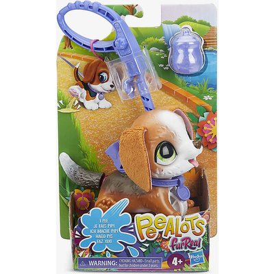 Peealots Lil' Wags Interactive assorted pet toys