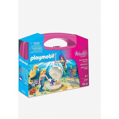 Princess Magical Mermaids 9324 carry case set