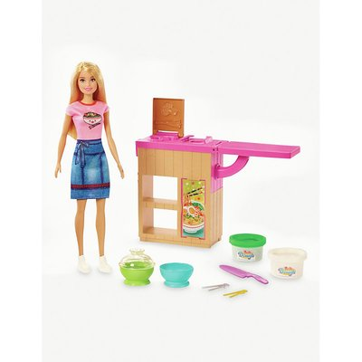 Barbie Noodle Bar playset