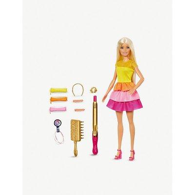 Barbie Ultimate Curls play set