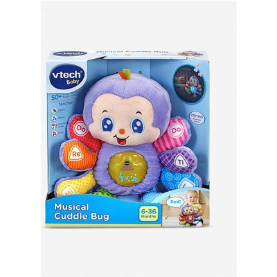 Musical Cuddle Bug play set
