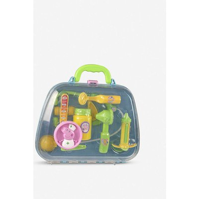 Peppa Pig nurse medical kit playset