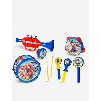 Paw Patrol musical band toy set