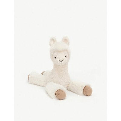 Dillydally Llama medium soft toy 34cm