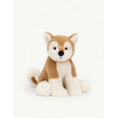 Milo Shiba Inu medium soft toy 30cm