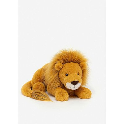 Louie Lion large soft toy 54cm