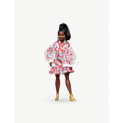 BMR1959 Barbie Floral Hoody & Dress doll