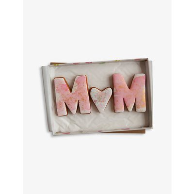 Watercolour Mother's Day iced biscuits 50g