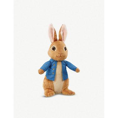 Talking Peter Rabbit plush toy
